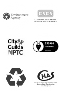 West Yorkshire Tree Services Accreditations